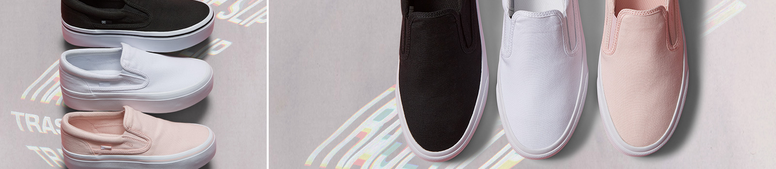 Womens Fashion Trends by DC Shoes