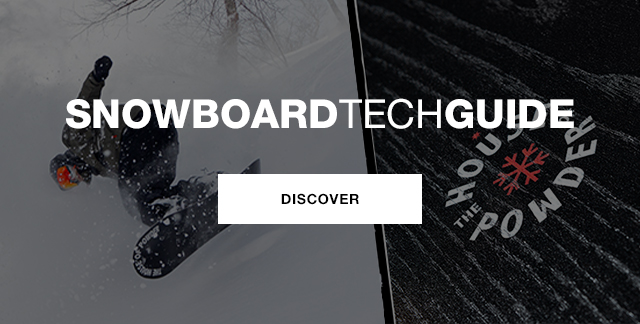Mens Snowboard Deck from DC Shoes